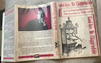 Good-bye Mr. Chippendale 08