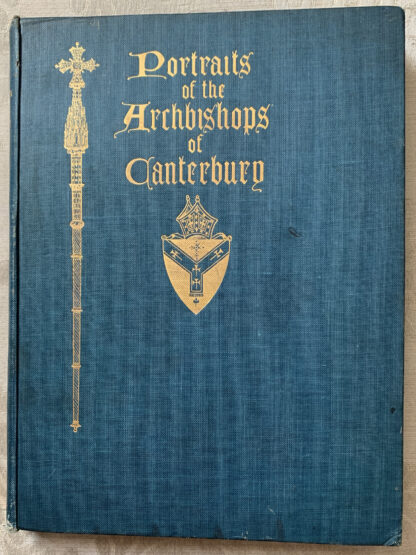 Portraits of the Archbishops of Canterbury. 1908.