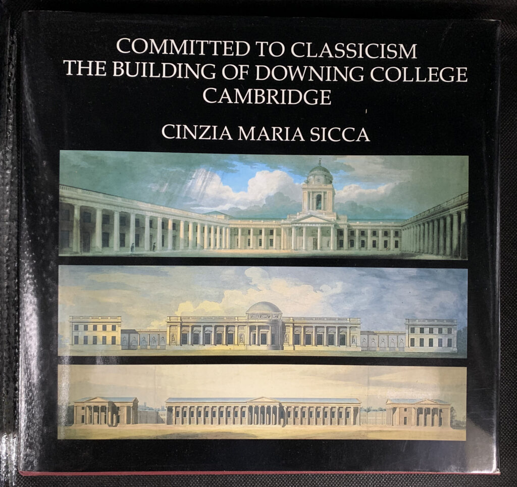 Committed to Classicism. 1987.
